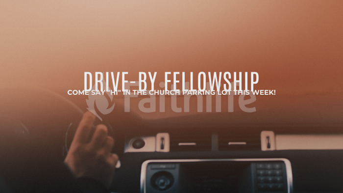 Drive-By Fellowship large preview