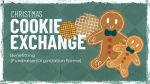 Christmas Cookie Exchange  PowerPoint image 1