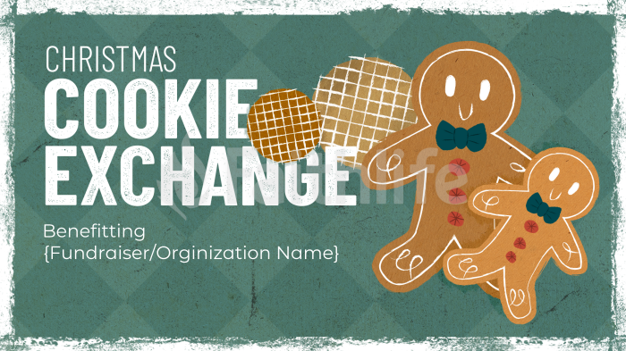 Christmas Cookie Exchange large preview