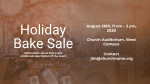 Holiday Bake Sale  PowerPoint image 2