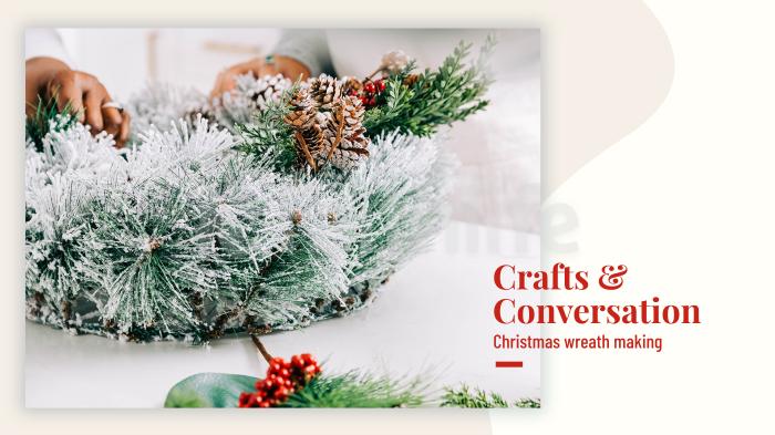 Crafts & Conversation large preview