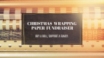 Christmas Wrapping Paper Fundraiser  PowerPoint image 1