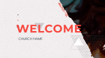 Modern Ephesians welcome 16x9 PowerPoint Photoshop image