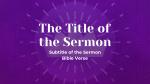 Liturgical Season Advent  PowerPoint image 6