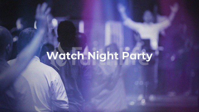 Watch Night Party Purple large preview
