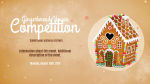 Gingerbread House Competition  PowerPoint image 2