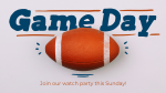 Game Day Football  PowerPoint image 1