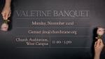 Valetine Banquet  PowerPoint image 4
