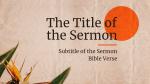 Deuteronomy Books of Law  PowerPoint image 5