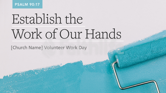 Establish the Work of Our Hands large preview