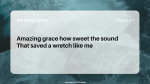 God's Grace Ocean  PowerPoint image 2
