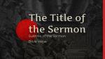 Judges Samson  PowerPoint image 6