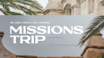 Mission Trips Palm  PowerPoint image 1