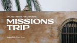 Mission Trips Palm  PowerPoint image 3
