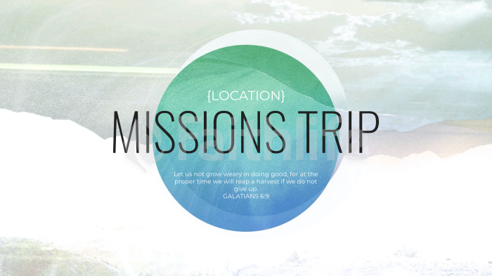 Location Missions Trip Blue large preview