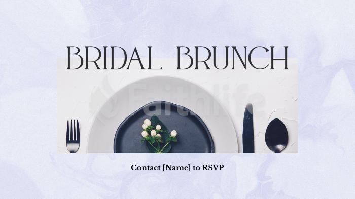 Bridal Brunch large preview