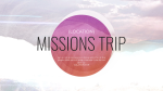 Location Missions Trip Purple  PowerPoint image 1