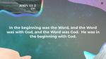 Trinity Sunday Galaxy  PowerPoint image 3