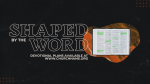 Shaped By The Word  PowerPoint image 1