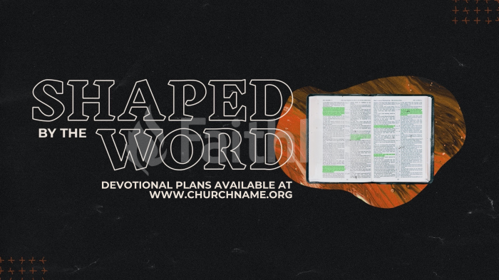 Shaped By The Word large preview