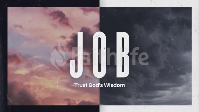 Job God's Wisdom large preview