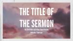 Job God's Wisdom  PowerPoint image 5