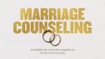 Marriage Counseling Rings  PowerPoint image 1