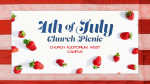 4th of July Flag Berry  PowerPoint image 4