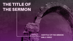 Lamentations Arch  PowerPoint image 5