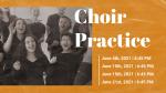 Choir Practice Orange  PowerPoint image 1