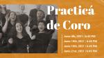 Choir Practice Orange  PowerPoint image 3