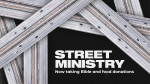 Street Ministry  PowerPoint image 1