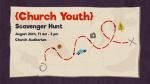 Scavenger Hunt Map  PowerPoint image 2