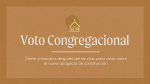 Congregational Vote  PowerPoint image 4