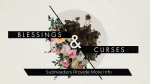Blessings and Curses subheader 16x9 PowerPoint Photoshop image