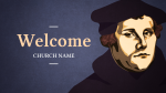 Reformation 500 welcome 16x9 PowerPoint Photoshop image