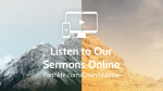 Historical Books of the Bible sermons online 16x9 PowerPoint Photoshop image