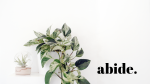 Abide  PowerPoint Photoshop image 1