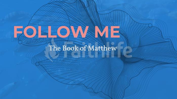 Matthew - Follow Me large preview