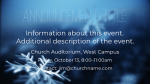 Blue Winter Snow  PowerPoint Photoshop image 2
