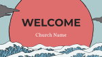 Grace Upon welcome 16x9 PowerPoint image