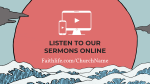 Grace Upon sermons online 16x9 PowerPoint image