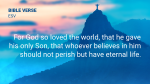 He is Risen: Rio  PowerPoint Photoshop image 2