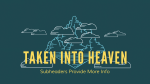 Taken Into Heaven  PowerPoint Photoshop image 14