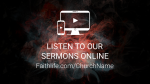 You Will Receive Power sermons online 16x9 PowerPoint Photoshop image