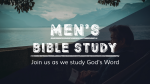 Men's Bible Study Lake  PowerPoint image 4