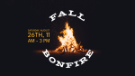 Harvest Bonfire  PowerPoint image 2