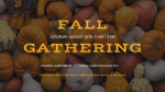 Fall Gathering  PowerPoint image 2