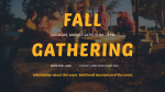Fall Outdoor Gathering  PowerPoint image 2