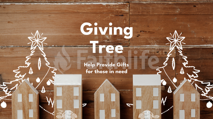 Giving Tree Christmas large preview